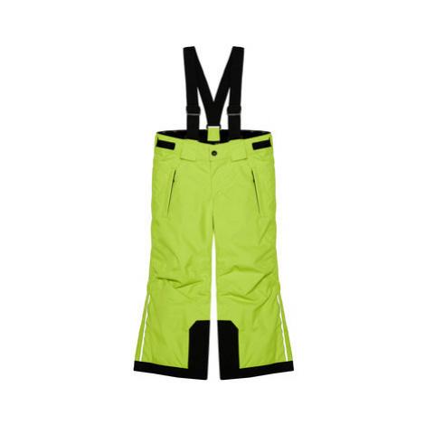 Reima Lyžiarske nohavice Takeoff 532187 Zelená Regular Fit