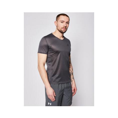 Salomon Funkčné tričko Sense LC1310400 Sivá Regular Fit