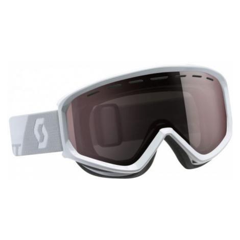Scott LEVEL biela - Lyžiarske okuliare