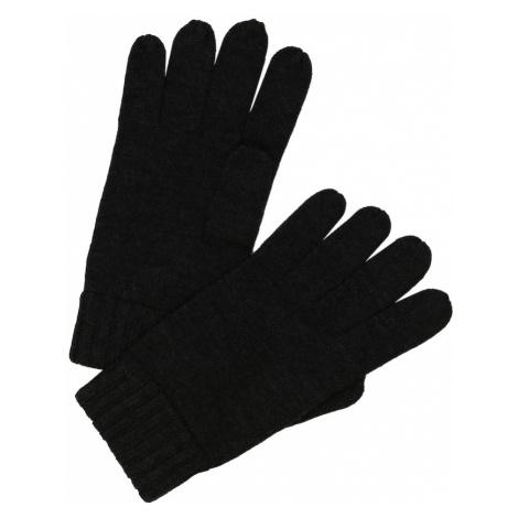 POLO RALPH LAUREN Prstové rukavice  antracitová