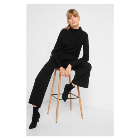 Voľný sveter polrolák Orsay
