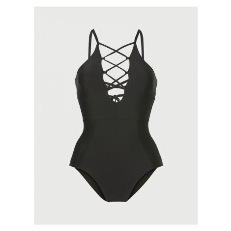 Line Smooth Jednodílné plavky O'Neill Čierna