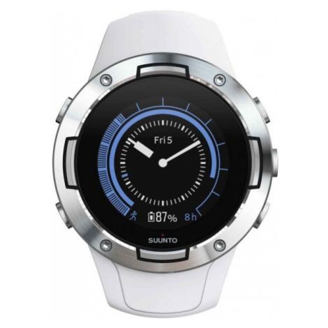 Suunto 5 biela - Multišportové GPS hodinky