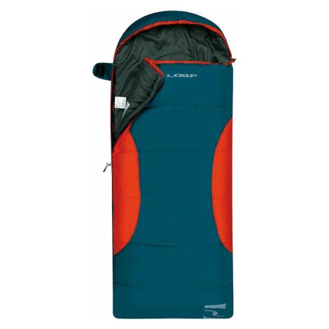 SALMO KID sleeping bag blanket blue LOAP