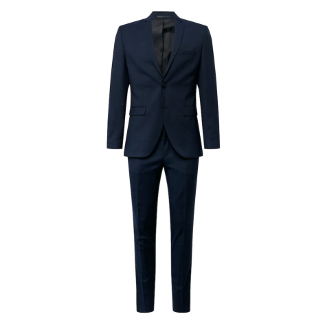 JACK & JONES Oblek 'SOLARIS'  námornícka modrá