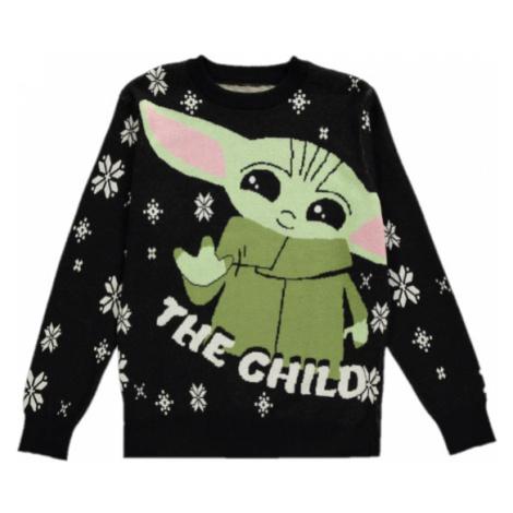Vianočný sveter The Mandalorian - The Child
