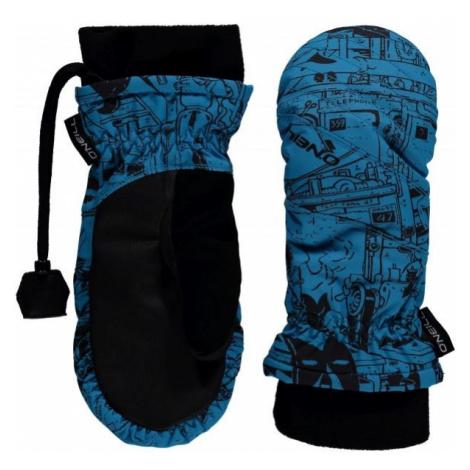 O'Neill BB ALL MOUNTAIN MITTENS tmavo modrá - Detské zimné rukavice
