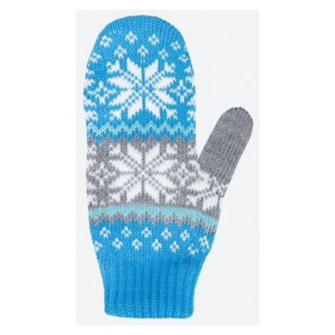 Detské pletené Merino rukavice Kama RB204 115