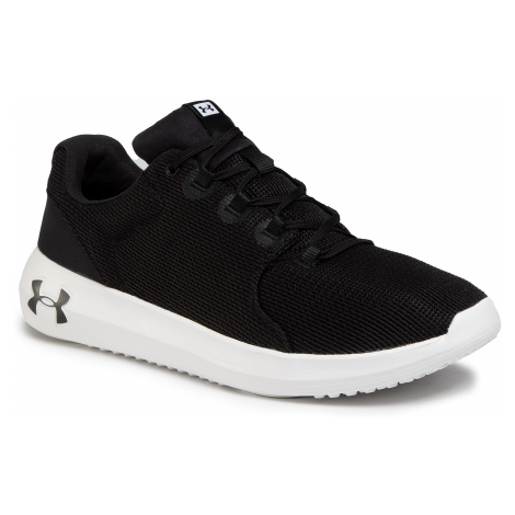 Sneakersy UNDER ARMOUR - Ua Ripple 2.0 3022044-002  Blk