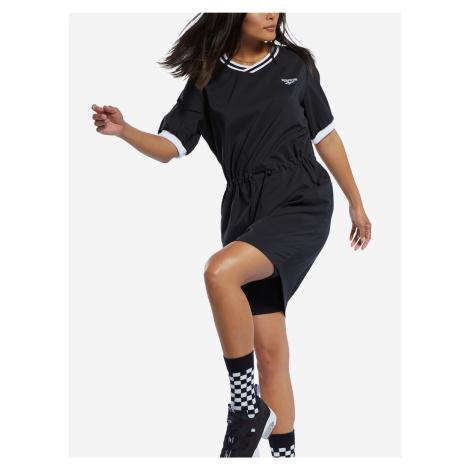 Šaty Reebok Classic Cl D Tennis Dress Čierna