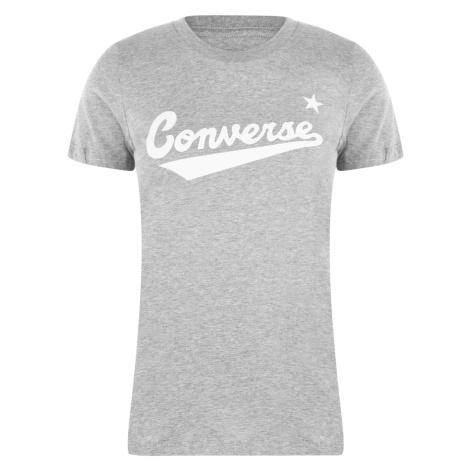 Converse Nova Logo T Shirt Ladies