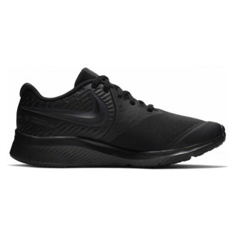 Nike STAR RUNNER 2 GS čierna - Detská bežecká obuv