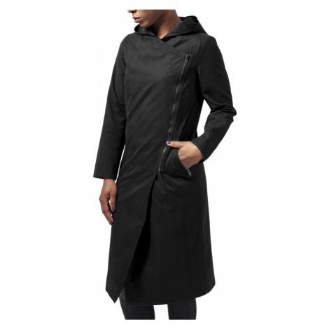 Bunda Urban Classics Ladies Peached Long Asymmetric Coat