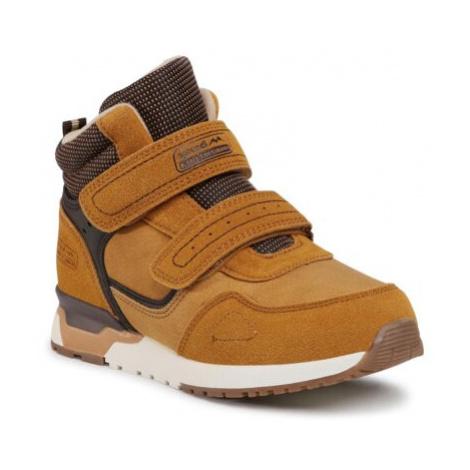 Šnurovacia obuv SPRANDI EARTH GEAR CP07-91336-02 Imitácia kože/-Imitácia kože