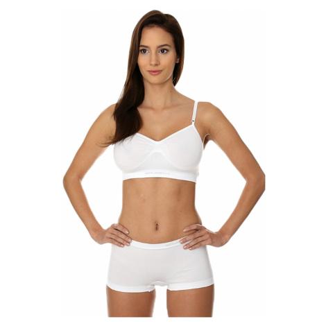 Dámske nohavičky Brubeck bokserki damskie bx 10470A biały L