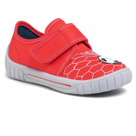 Papuče SUPERFIT - 1-000273-5000 M Rot