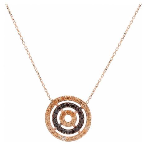 Zlatý náhrdelník VELIUS