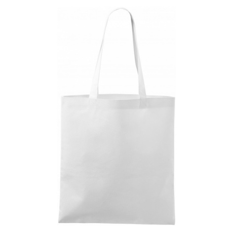 Nákupná taška stredne veľká, biela
