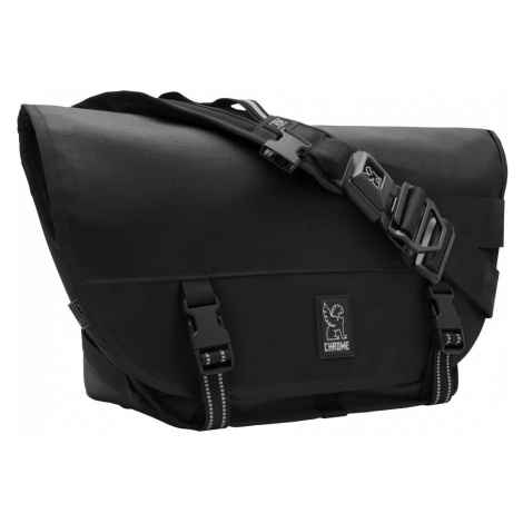 Chrome Mini Metro Messanger Bag-One size čierne BG-001-ALLB-One size