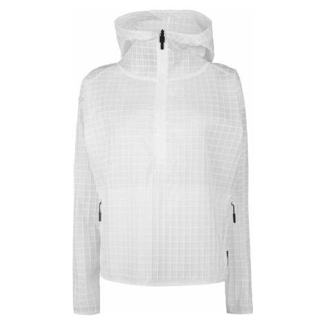 Reebok Training Supply Hybrid Woven Jacket White