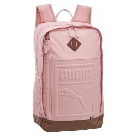 Puma - Ružový batoh Puma S Backpack