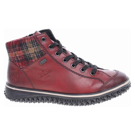 Dámská kotníková obuv Rieker Z4243-36 rot Z4243-36