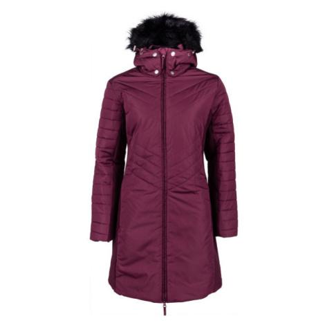 ALPINE PRO CYBELA - Dámsky zimný kabát