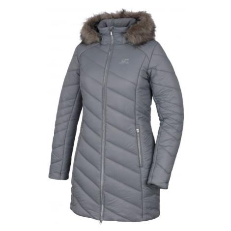 Hannah ELOISE sivá - Dámsky zimný kabát