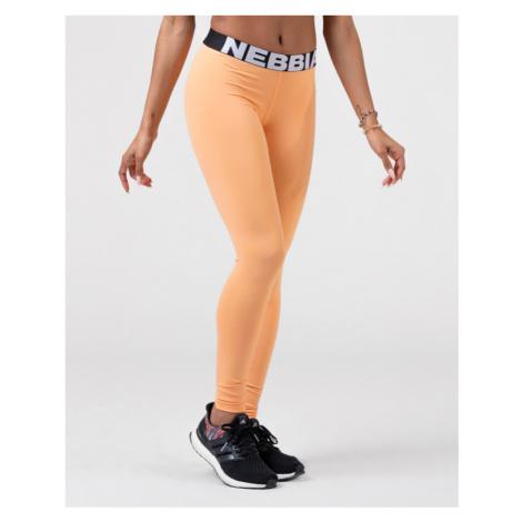 Nebbia Squad Hero Scrunch Butt 528 Legíny Oranžová