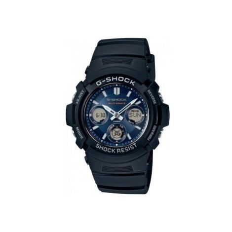 Pánske hodinky Casio AWG-M100SB-2A