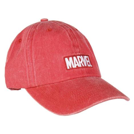 CAP BASEBALL MARVEL
