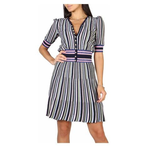 Dámske šaty Emporio Armani Striped