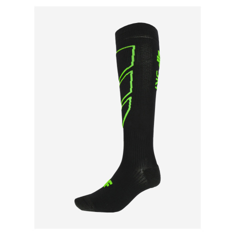 Ponožky 4F Somn300 Ski Socks Čierna
