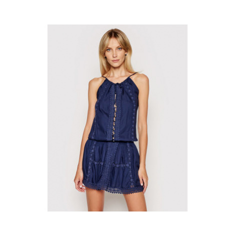 Melissa Odabash Letné šaty Chelsea CR Tmavomodrá Regular Fit