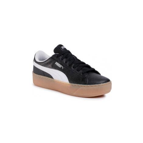 Puma Sneakersy Vikky Platform Vt 366805 02 Čierna