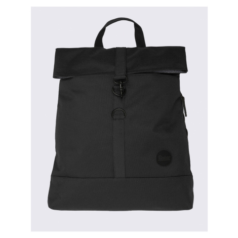 Enter City Fold Top Black Recycled