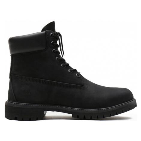 Timberland Premium 6-Inch Waterproof Boot Nubuck-9.5 čierne 010073-001-9.5