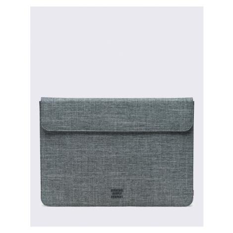 Herschel Supply Spokane Sleeve for 15 inch Macbook Raven Crosshatch
