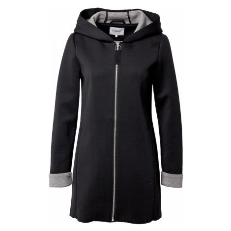 ONLY Prechodný kabát 'LENA'  čierna