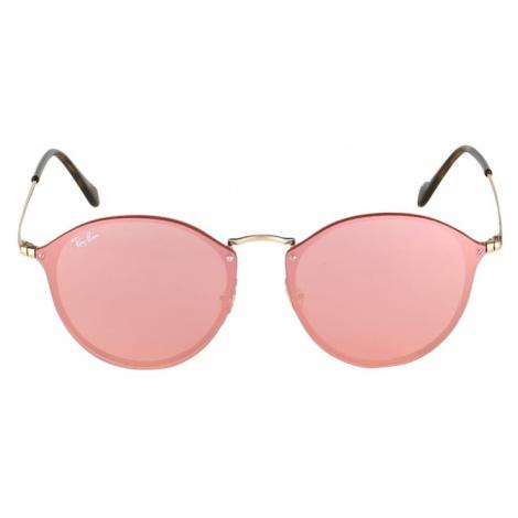 Ray-Ban Slnečné okuliare  zlatá / ružová