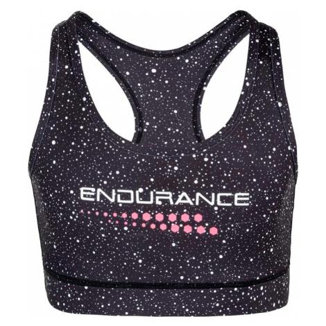 Dievčenská športová podprsenka Endurance Soes Printed