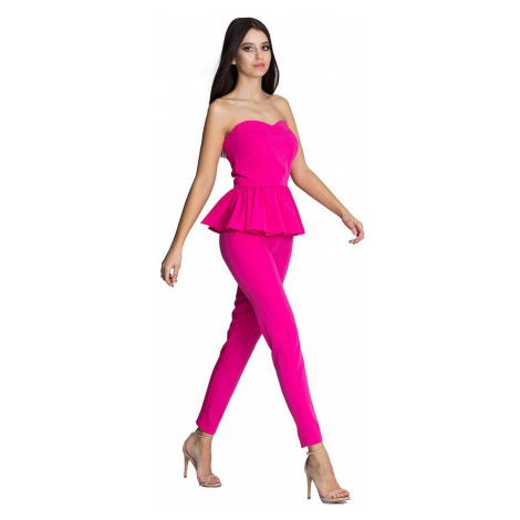 Figl Woman's Set M606 Fuchsia
