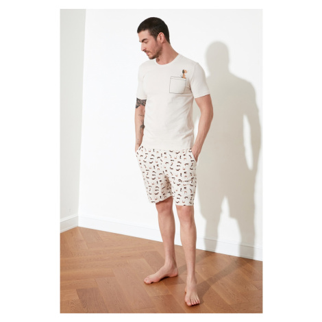 Pánske pyžamo Trendyol Patterned