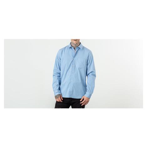 A.P.C. Barthelemy Shirt Blue