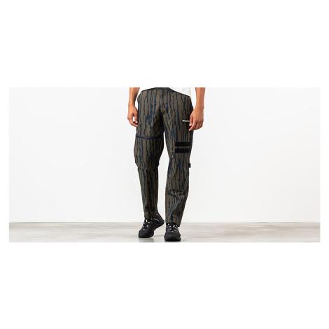Billionaire Boys Club Printed Multi Pocket Cargo Pants Green
