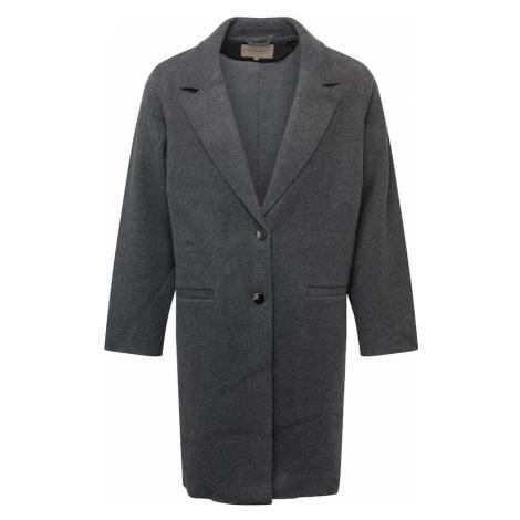 ONLY Carmakoma Prechodný kabát  tmavosivá