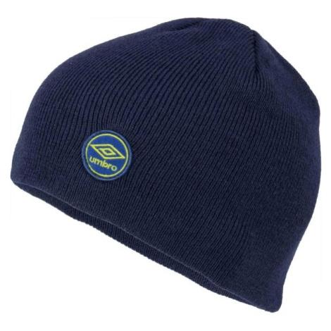 Umbro ORIS modrá - Chlapčenská čiapka
