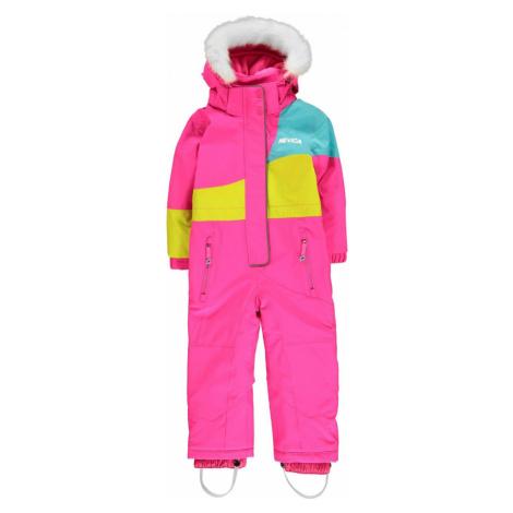 Nevica Meribel Ski Suit Infants Pink