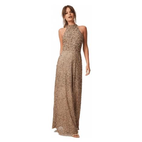Luxusné Maxi šaty s flitrami Nicky Little Mistress