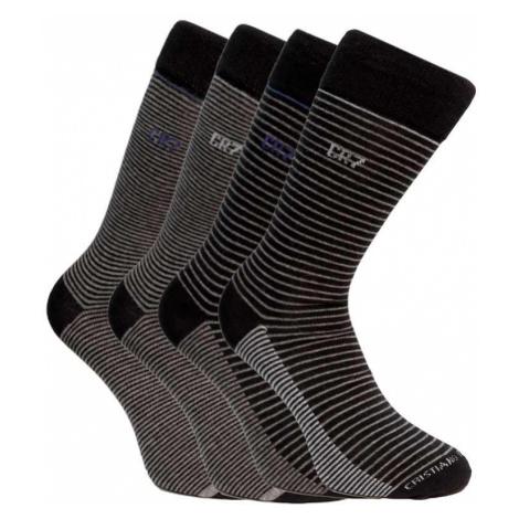 4PACK ponožky CR7 viacfarebné (8180-80-12)
